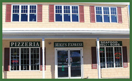 Mike's Express Pizza